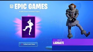 *IT 2* REWARDS FREE in Fortnite!