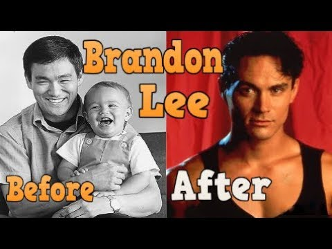 Brandon Lee ♕ Transformation From 01 To 28 Years OLD