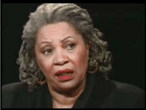 Toni Morrison Takes White Supremacy To Task