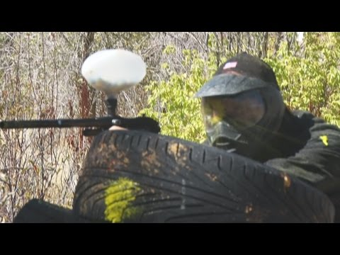 Action Center Paintball - Pleasant Valley Hunting - Maverick XDS Review - Iceland