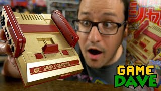 Download FOUND a GOLD Famicom Mini Nintendo Classic! | Game Dave Mp3