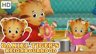 Daniel Tiger - Fun with my Little Sister | Videos for Kids