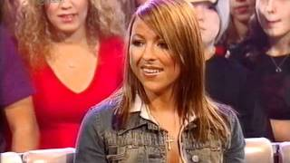 Lisa Scott-Lee first interview since Steps split! - CDUK with Cat Deeley - 2002