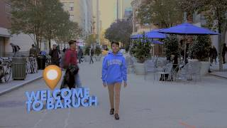 Baruch College Virtual Tour: Welcome to Baruch