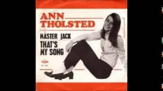 Ann Tholsted med Master Jack