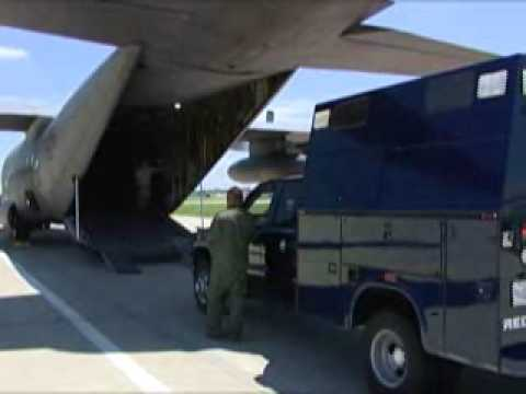 VIGILANT GUARD IOWA 71ST CST AIRLIFT TO KANSAS