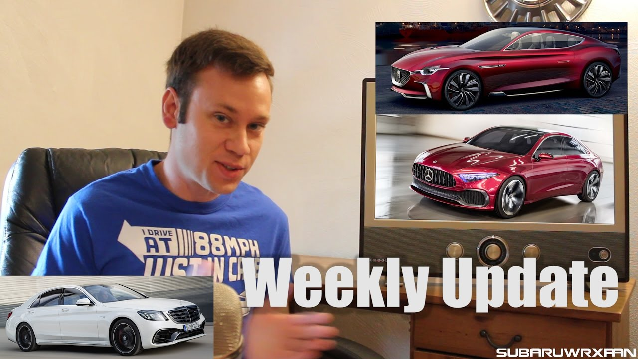 tesla trucks and other car news! weekly update - youtube