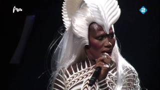 Williams' Blood - Grace Jones