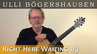 "Ulli's Tutorial - ""Right Here Waiting for You"" 