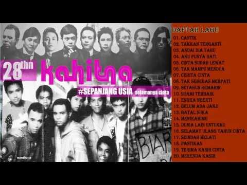 Kahitna Band - Lagu Pilihan Terbaik Kahitna Band [ Full Album ] Populer Tahun 2000an