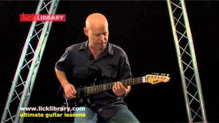 Whitesnake - Is This Love - Guitar Lesson With Danny Gill Licklibrary