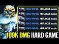ZEUS DAGON??? MIRACLE: WHY NOT | EPIC 109K MAGIC DAMAGE RANKED DOTA 2