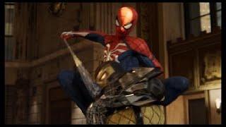 Marvel's Spider-Man_2 Mi primer EDIFICIO FISK