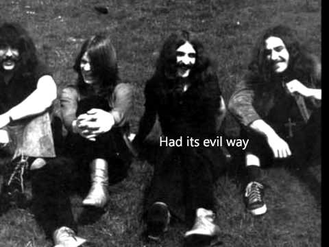 Black Sabbath - Changes  (w/lyrics) Mp3