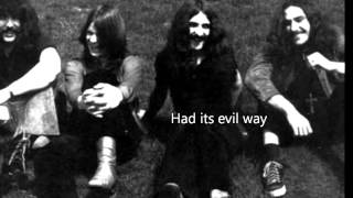 Download Black Sabbath - Changes  (w/lyrics) MP3 song and Music Video
