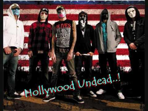 Hollywood Undead... No. 5 (version Chipmunk)