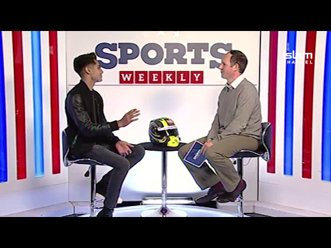 Record-breaking F3 Driver And Rising British Star Enaam Ahmed On Sports Weekly