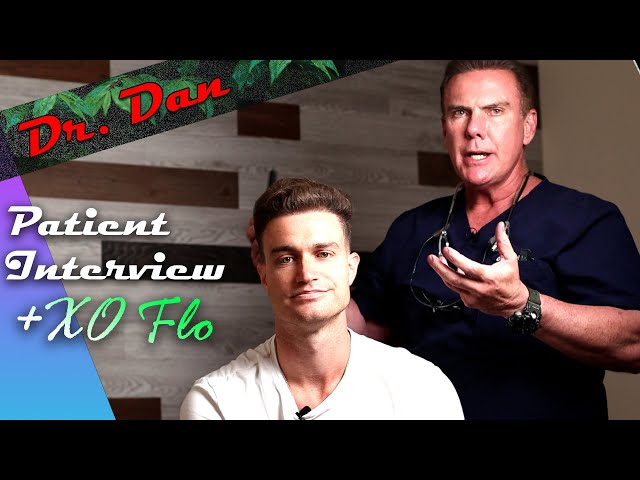 Hair Transplant Results - 12 Month Follow-Up with Dr. Dan McGrath and Bobby Dunlap