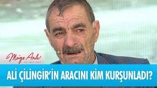 Ali Çilingir'in aracını kim kurşunladı? - Müge Anlı İle Tatlı Sert 19 Aralık 2017