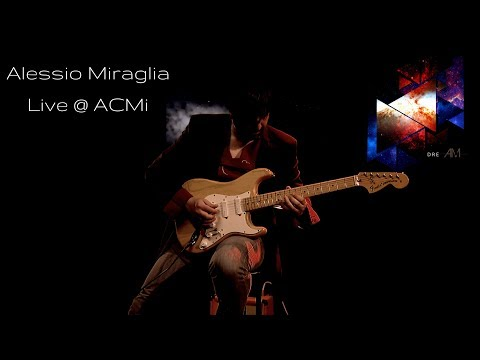 Alessio Miraglia - DreAM - Live in Boston 2018 (Official Video)