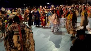 GATHERING OF NATIONS POW WOW 2019 :  Women's Intertribal
