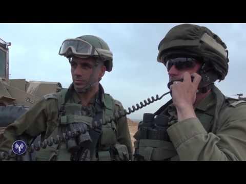 IDF uncovers Gaza 'terror tunnel' dug into Israeli territory