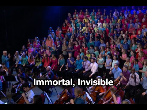 Immortal, Invisible - Tommy Walker - from Generation Hymns 2