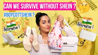 SHEIN *PRE LOCKDOWN* SHOPPING HAUL + INDIAN ALTERNATIVES OF SAME PRODUCTS | UNSPONSORED