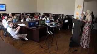 открытый урок посвященный ЮБИЛЕЮ С.А.ЕСЕНИНА