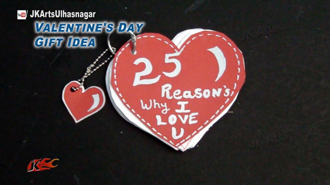 reasons why i love you heart shape valentine s day gift idea