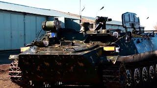 Армянская Армия. Учебный противотанковый дивизион/Armenian Army. Anti-tank Training battalion
