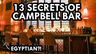 Campbell Apartment, Grand Central: NYC Travel Guide