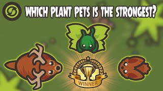 Taming.io Which Plant Pęts is The Strongest? - GAMEPLAY