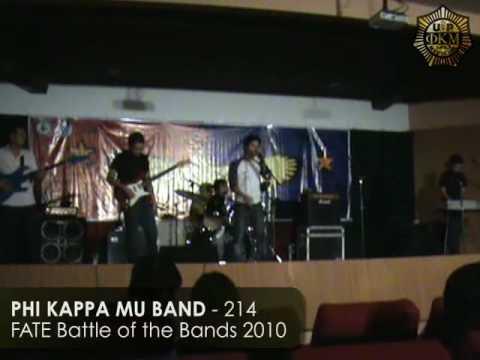Phi Kappa Mu Band Performs at UP MSS Battle of the Bands