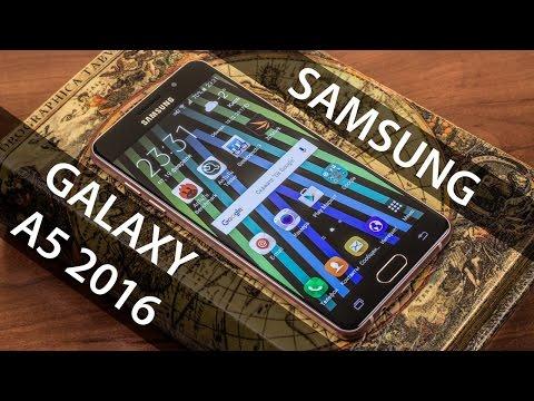 Samsung Galaxy A5 2016 подробный обзор. Козыри и недостатки Galaxy A5 2016 от FERUMM.COM
