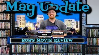 May 2018 Blu-Ray, and DVD Collection Update