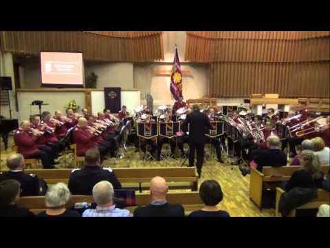 Saturday Night Concert Part 2 - International Staff Band Visit to Staple Hill