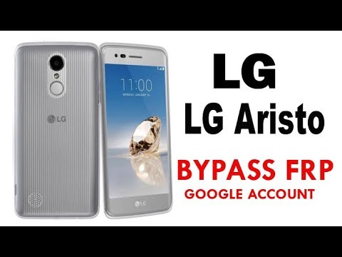 Bypass google account LG Aristo | FRP, Remove 2019|100% without PC