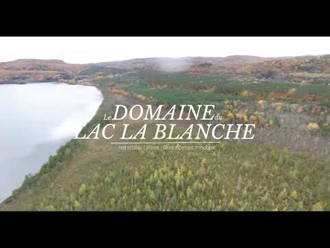 The Lake La Blanche domain - 1722 acres FOR SALE