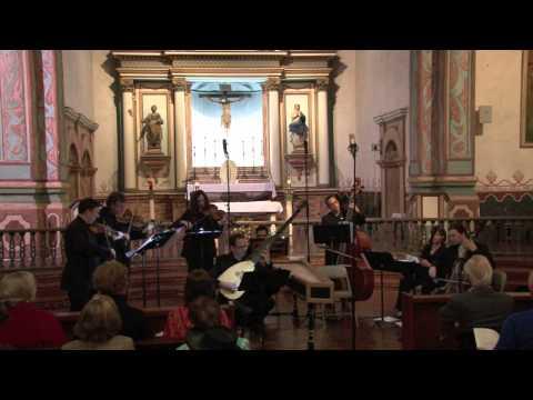 José Joaquim Lobo de Mesquita: Adagio e Fuga in g minor