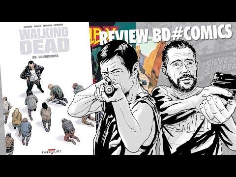 Review BD#COMICS - Critique The Walking Dead, Blueberry, Hellboy et bien d'autres... ! (DOG #15)
