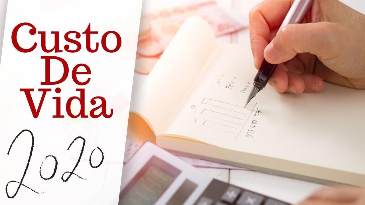 CUSTO DE VIDA 2020 - Morar em Portugal #748
