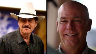 Montana GOP candidate Greg Gianforte allegedly .body slammed. a national political reporter. Greg Gian