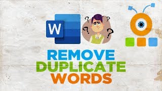 How to Remove Duplicate Words in Word for macOS | How to Delete Duplicate Words in Word for Mac
