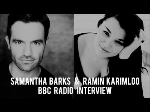 Samantha Barks & Ramin Karimloo interview BBC Radio London