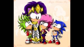 Sonic Underground Someday