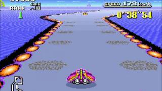 lets play f zero 01 knight rider