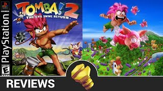 A Forgotten Classic? - Tomba! 2: The Evil Swine Return Review - The Golden Bolt