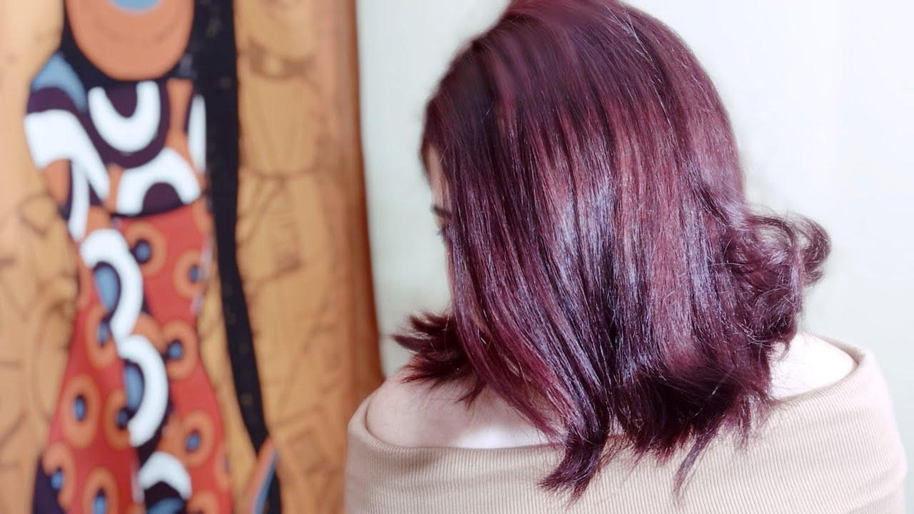 Evde Kızıl Saç Boyama Rutinim/Saçlarımı Nasıl Kızıl Boyuyorum