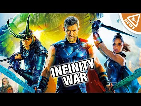 How Thor Ragnarok Sets up Avengers Infinity War! (Nerdist News w/ Steve Zaragoza)